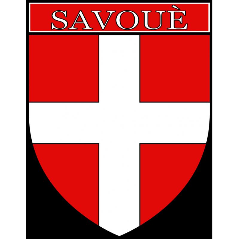 Autocollant Ecu province de Savoie