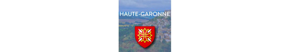 Autocollants du département de la Haute-Garonne (31)