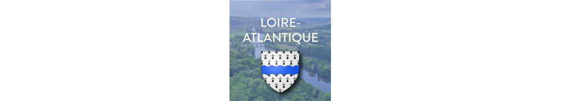 Autocollants du département de Loire-Atlantique (44)