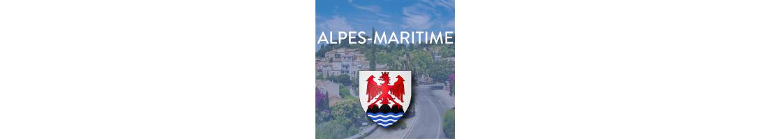 Autocollants du département des Alpes-Maritimes (05)