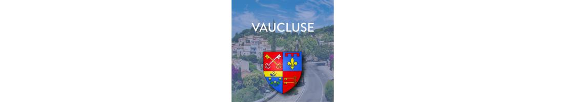 Autocollants du département du Vaucluse (84)