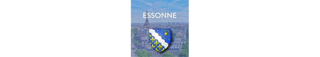 Autocollants du département de l'Essonne (91)