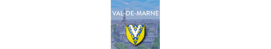 Autocollants du département du Val-de-Marne (94)