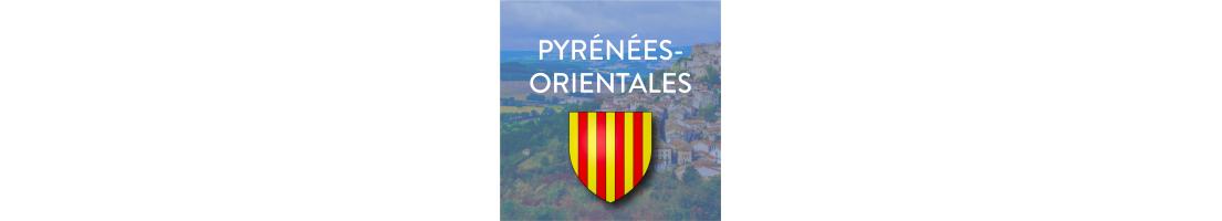 Autocollants du département des Pyrénées-Orientales (66)